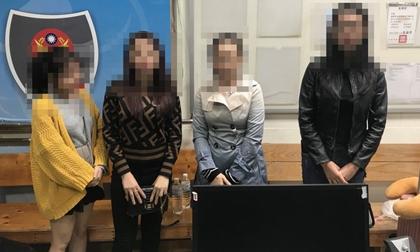 4 du khách Việt Nam tự ra trình diện cảnh sát Đài Loan 'vì sợ hãi'