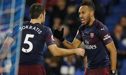 Hàng công phung phí, Arsenal bị Brighton chia điểm
