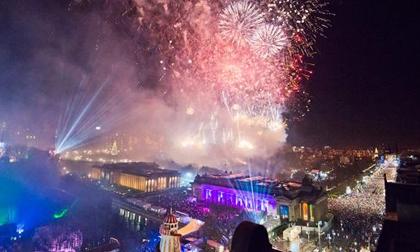 Những lễ mừng năm mới dị nhất thế giới