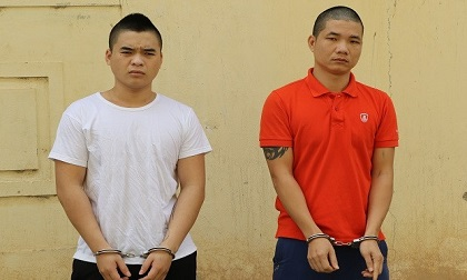 3 kẻ bịt mặt, giả công an đi cướp tiền của nhóm đánh bạc