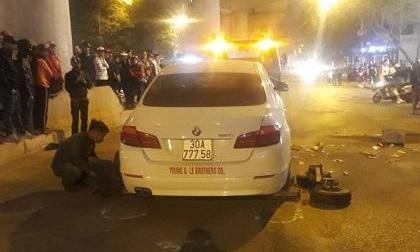 """Cô gái chết thảm sau va chạm với xe BMW: """"Chỉ 5 giây cô ấy đã không còn nguyên vẹn"""""""