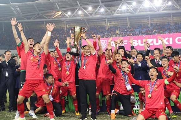 """ĐT Việt Nam vô địch AFF Cup 2018: Sứ mệnh """"Vua Đông Nam Á"""" ở Asian Cup - 1"""