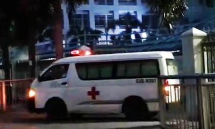 Cô gái trẻ rơi từ tầng cao KTX Đại học Công nghiệp TP.HCM xuống đất tử vong