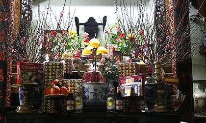 Đặt vị trí bát hương trên bàn thờ chỗ này mới đúng và chuẩn nhất