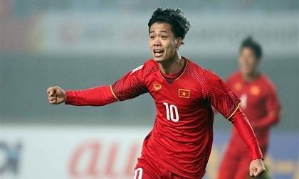 Công Phượng mặc lại áo số 10: Hẹn bùng nổ ở Asian Cup