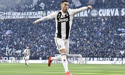 Ronaldo lập cú đúp, Juventus thiết lập nên 1 kỷ lục khác tại Serie A