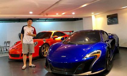 Những đại gia chi triệu đô chơi siêu xe ở Việt Nam
