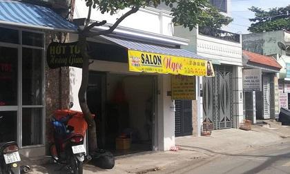 Nữ chủ tiệm hớt tóc bị bạn trai đánh, cướp tài sản