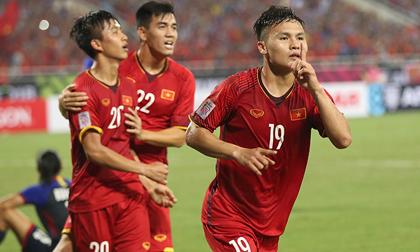Tuyển Việt Nam bị 'coi thường' ở Asian Cup: Thầy Park cười mỉm