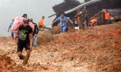 Sạt lở đất tại Indonesia, 15 người thiệt mạng