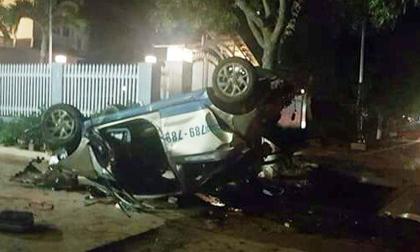 Tài xế uống rượu bia, lái taxi 'điên' gây tai nạn, 3 người chết