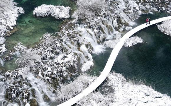 Chẳng sợ gì lạnh giá khi được tận hưởng mùa đông tại những vùng đất thiên đường này - 3