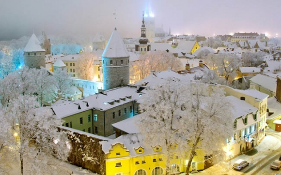 Chẳng sợ gì lạnh giá khi được tận hưởng mùa đông tại những vùng đất thiên đường này - 2