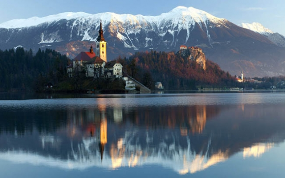 Chẳng sợ gì lạnh giá khi được tận hưởng mùa đông tại những vùng đất thiên đường này - 11