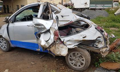 Vụ tai nạn taxi 3 người chết: Nữ tài xế lái xe chạy 107km/giờ