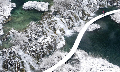 Chẳng sợ gì lạnh giá khi được tận hưởng mùa đông tại những vùng đất thiên đường này