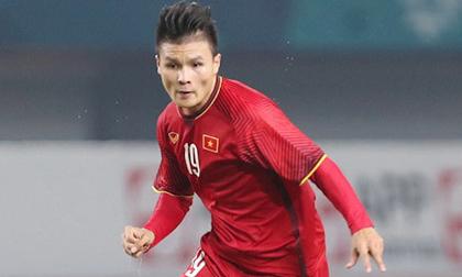Cầu thủ xuất sắc nhất châu Á 2018: Quang Hải sáng cửa top 3, mơ hạ Son Heung Min