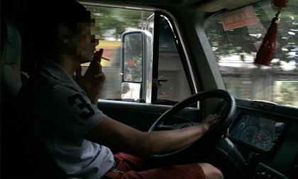 Nhiều tài xế đường dài, bỏ nghề nếu không dùng… ma túy