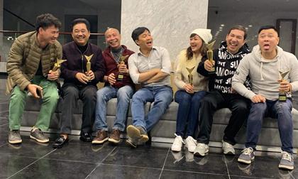 Xuân Bắc tiết lộ ảnh buổi tập Táo quân 2019 đầu tiên, Diễm Quỳnh nói điều bất ngờ