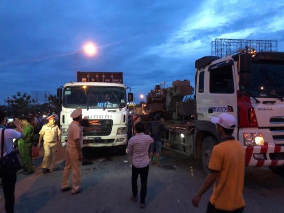 Vụ tai nạn kinh hoàng ở tỉnh Long An: Tài xế không nhận sử dụng ma tuý - Ảnh 3.