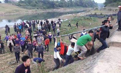 Thái Nguyên: Tìm thấy thi thể thanh niên chết đuối ở sông Cầu