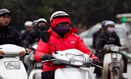Dự báo thời tiết 7/1: Không khí lạnh tăng cường, Hà Nội mưa rào
