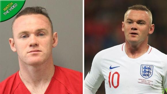 Rooney bị cảnh sát Mỹ bắt giam
