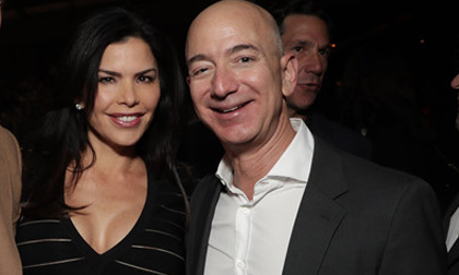 CEO Amazon Jeff Bezos ly dị vợ do ngoại tình?