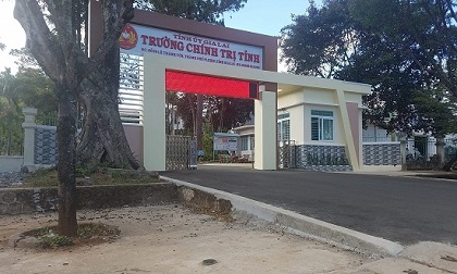Trường Chính trị tỉnh Gia Lai bị trộm đột nhập lấy hơn nửa tỷ đồng