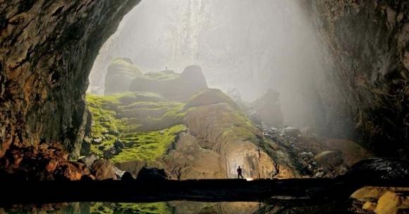 Việt Nam cũng lọt top những hang động ấn tượng như cổng nối thiên đường - 1