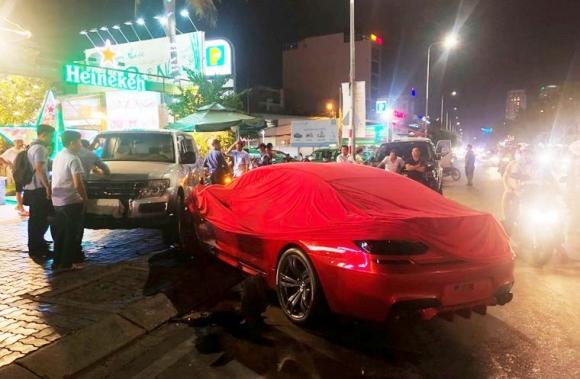 BMW M6 gây tai nạn kinh hoàng ở Sài Gòn: Lái xe khai gì? - 3