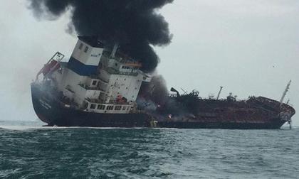 Vụ 25 thuyền viên Việt gặp nạn trên tàu Aulac Fortune: Lời thỉnh cầu của người vợ trẻ