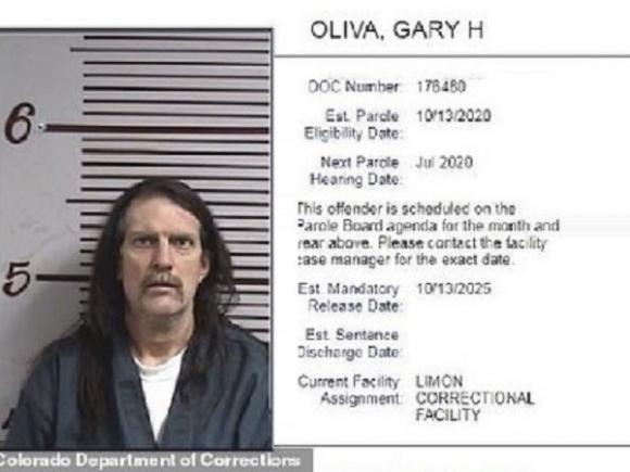 Tù nhân Gary Oliva, cái tên mới nhất thừa nhận mình là kẻ gây ra cái chết của JonBenet