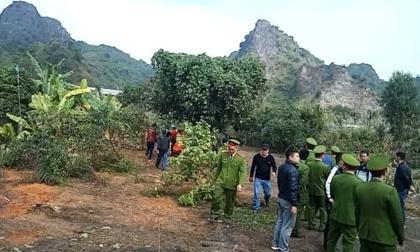 Thi thể nam thanh niên nhiều vết thương trong vườn nhà tại Quảng Ninh