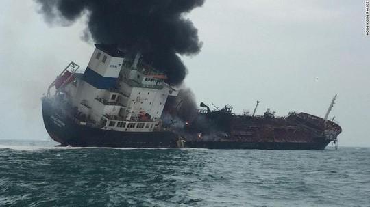 Vụ 25 thuyền viên Việt gặp nạn trên tàu Aulac Fortune: Lời thỉnh cầu của người vợ trẻ - 1