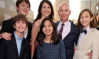 Người giàu nhất thế giới dạy con điều gì về thành công?