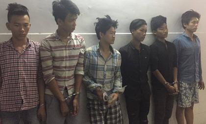 """Cảnh sát bắt băng """"gặp ai cướp nấy"""" ở Sài Gòn"""