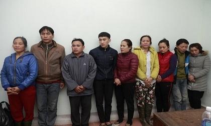 Bộ công an triệt phá đường dây buôn bán động vật quý hiếm cực lớn ở Hà Tĩnh