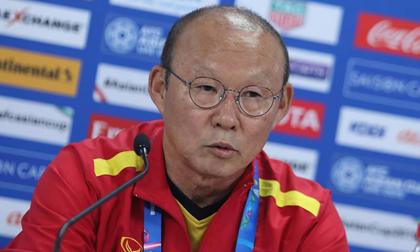 HLV Park Hang Seo: 'Tuyển Việt Nam biết làm gì để thắng Jordan'