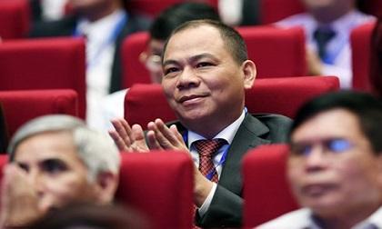 Tỷ phú Phạm Nhật Vượng đang giàu hơn tổng tài sản 23 tỷ phú Việt cộng lại