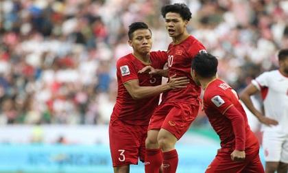 Việt Nam thắng nghẹt thở Jordan, gặp đội nào tứ kết Asian Cup 2019?