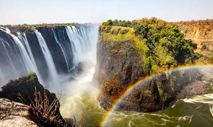 Không thể tin nổi những bức ảnh này được chụp tại châu Phi