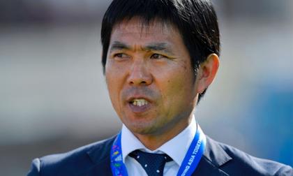 HLV Nhật Bản: 'Tôi giữ quân để đối đầu với Việt Nam, bởi HLV Park Hang-seo rất giỏi'