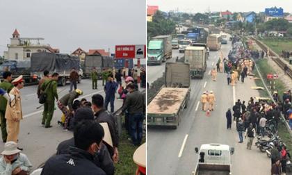 Vợ lái xe tải tông chết 8 người ở Hải Dương xin đến từng nhà nạn nhân xin lỗi