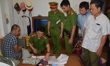 Phá đường dây đánh bạc qua mạng tương tự Rikvip của 'ông trùm' Phan Sào Nam