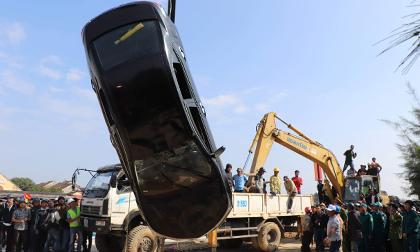 Vụ ô tô lao xuống sông, 3 người tử vong: Công an chính thức thông tin