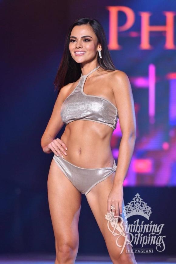 Nhan sắc người đẹp đánh bại Ngân Anh tại Miss Intercontinental