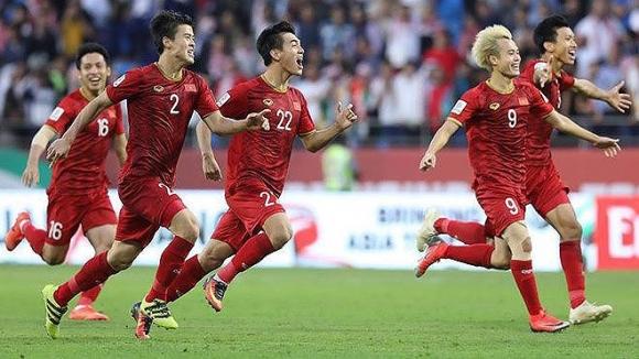 Đội tuyển Việt Nam nhìn từ thành công ở AFF Cup và Asian Cup