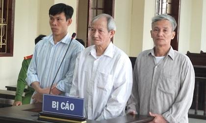 Hai cha con cùng lĩnh án về tội giết người