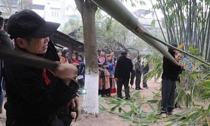 Dựng cây nêu đón Tết, 3 anh em bị điện giật nguy kịch